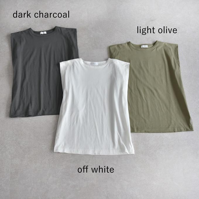日本製 授乳服 夏 マタニティ ノースリーブ 涼しい トップス Tシャツ Pearls パールズ