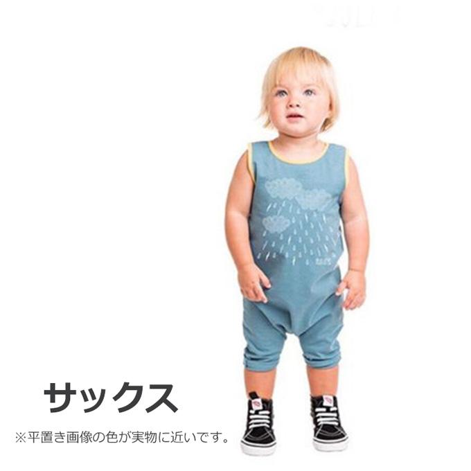 Pearls パールズ ベビー服 ベビー ロンパース 涼しい 男の子 肌着
