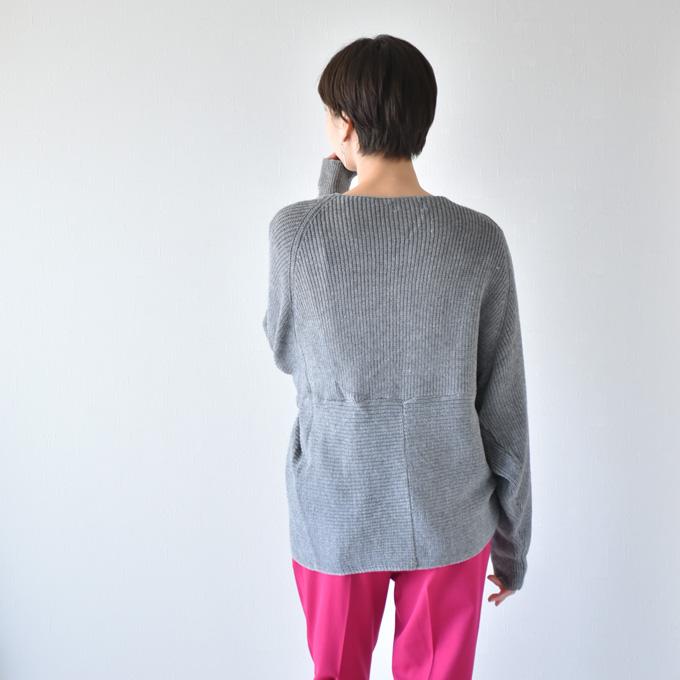 授乳服 ニット カシュクール 秋冬 冬 暖か トップス ドルマン セーター Pearls パールズ